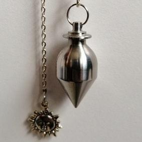 Pendule 100 Inox Inx00015 Pendules De Radiesthesie