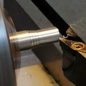 Réalisation d'un pendule de radiesthésie 100% inox - Etape 1